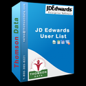 JD Edwards Users Mailing List | Thomson Data LLC