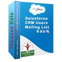 Salesforce CRM Users List!!