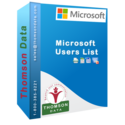 Buy Customized Microsoft users list with 10% off | Thomson Data