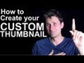 How to Create Custom YouTube Thumbnails | Social Media Examiner