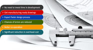 How CAD Outsourcing Can Help in Reducing Product Development Costs?