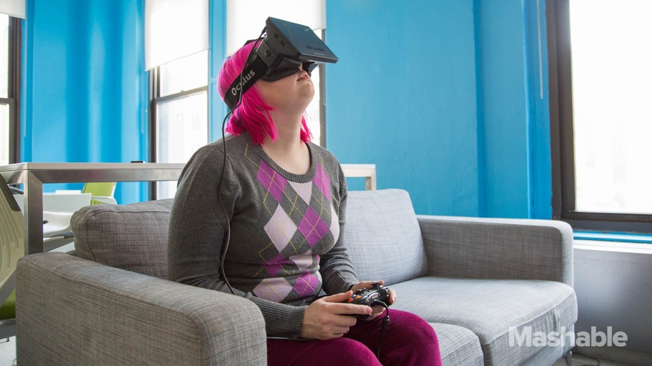 Headline for Blurring the Lines: 10 Uses for Oculus Rift