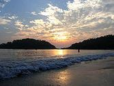 Palolem Beach - Wikipedia, the free encyclopedia