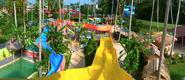 Welcome to Coco Splash Adenture and Waterpark Lamai Beach.