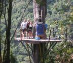 Treetop Tour Cable Ride Koh Samui - Longest most scenic zip line adventures under treetop canopy in Asia