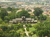 Malacca Sultanate Palace Museum - Wikipedia, the free encyclopedia