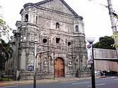 Malate Church - Wikipedia, the free encyclopedia