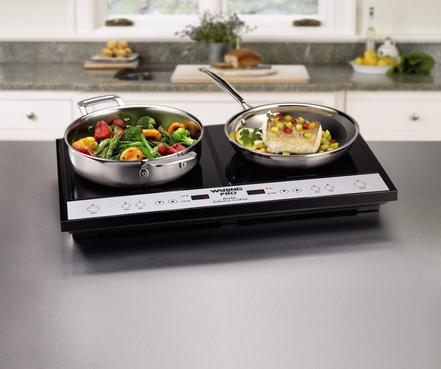 Headline for Best 2 Burner Induction Cooktop Electric Reviews
