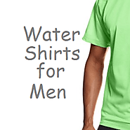 Best Water Shirts for Men - Big and Tall Sizes XXL 3XL 4XL 5XL