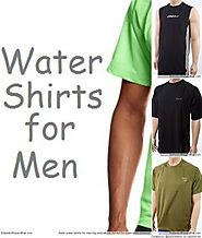 Best Water Shirts for Men - Big and Tall XXL 3XL 4XL 5XL