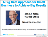Big Dat for Big Success by @jnosal