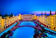 Susesi Luxury Resort - Hotel in Antalya