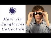 Maui Jim Sunglasses - polarised lenses and superior technology