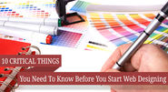 10 tactics to keep in mind for a fruitful Web designing Business