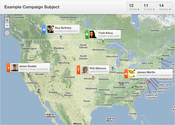 Campaign Monitor: Worldview