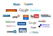 Top 10 most popular social networking sites