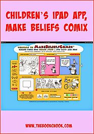 Children's iPad App, Make Beliefs Comix