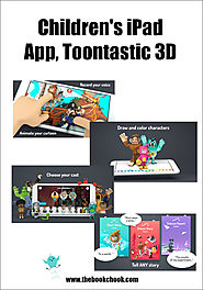 Children's iPad App, Toontastic 3D