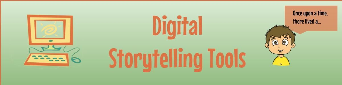 Headline for Terrific Tools to Involve Kids in Digital Storytelling