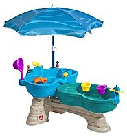 Step2 Spill & Splash Seaway Water Table (Ages 1 1/2-5)