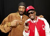 P.Diddy and Snoop Dog in the Final
