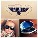Babiators Unisex Baby Infant Junior Sunglasses