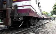 Rajdhani express accident case