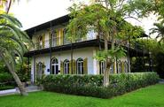 Ernest Hemingway Home/Museum in Key West, FL, USA