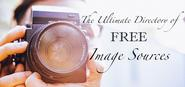 The Ultimate Directory Of Free Image Sources