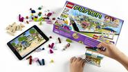 Lego Fusion Blends Virtual and Physical Gameplay