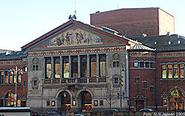 Aarhus Theatre - Wikipedia, the free encyclopedia