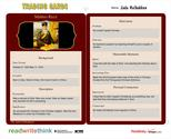 Trading Cards (iPad Style)
