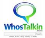 Social Media Search Tool | WhosTalkin?