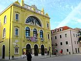 Croatian National Theatre in Split