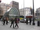 Moyua (Metro Bilbao) - Wikipedia, the free encyclopedia