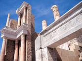 Roman theatre, Cartagena - Wikipedia, the free encyclopedia
