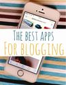 Best apps for mobile blogging; using your phone to save time when you blog |