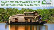 Enjoy The Backwaters from the Best Houseboats in Alleppey