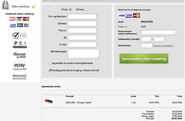 One Page Checkout without any Prototype
