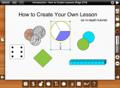 Teaching Table | Digital Math Manipulatives