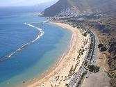 Playa de Las Teresitas - Wikipedia, the free encyclopedia