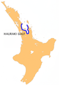 Hauraki Gulf - Wikipedia, the free encyclopedia