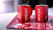 Nescafé Print Ads Include Pop-Up Paper Mugs for Two, So You Can Both Scald Yourselves