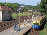 Gdańsk Zaspa railway station - Wikipedia, the free encyclopedia