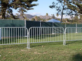 Portable Barriers Control for Safe and Easy Event Management