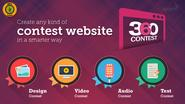 Design contest script, Video contest software, 99designs clone - Agriya