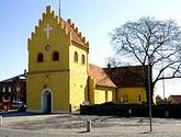 Allinge Church - Wikipedia, the free encyclopedia
