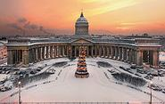 Kazan Cathedral, St. Petersburg - Wikipedia, the free encyclopedia
