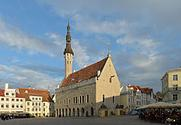 Tallinn Town Hall - Wikipedia, the free encyclopedia