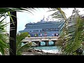 Port of Costa Maya 2012 - Cruise Ships - YouTube HD